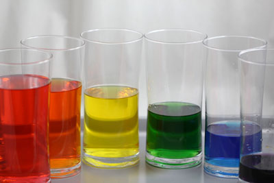 Food Coloring In Water Food Coloring In Water Experiment - Free ...